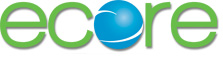 ecore international logo